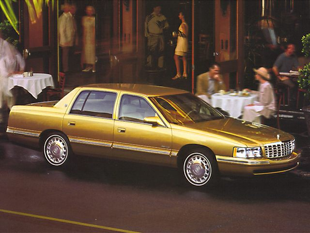 1999 Cadillac DeVille Sedan for sale in Sidney for $0 with 136,497 miles