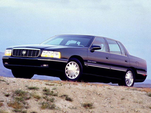 1999 Cadillac Deville Specs Pictures Trims Colors