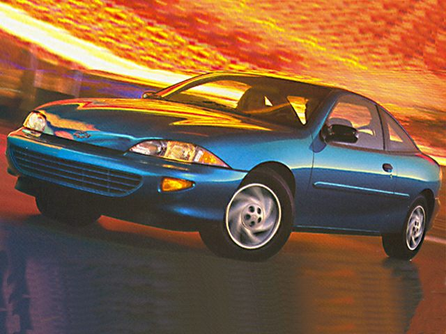 1999 Chevrolet Cavalier Coupe for sale in Houston for $3,988 with 164,456 miles