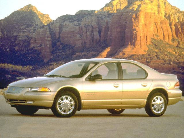 1999 Chrysler Cirrus LXi Sedan for sale in Charlotte for $1,600 with 199,678 miles