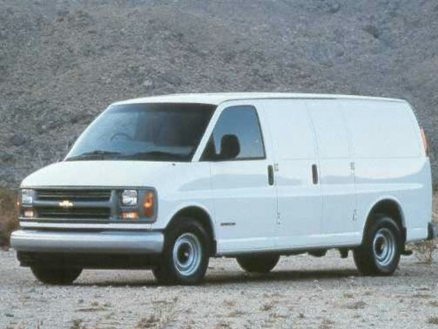 1999 Chevrolet Express 2500 Cargo Cargo Van for sale in Somerset for $2,995 with 214,677 miles