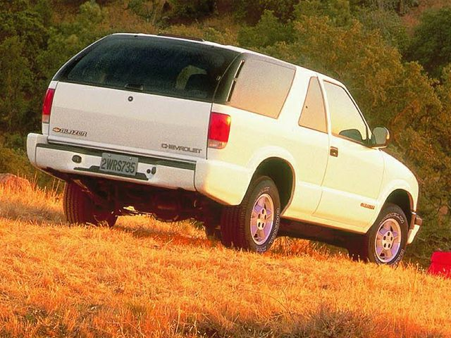 1999 Chevrolet Blazer SUV for sale in Asheboro for $5,500 with 207,028 miles