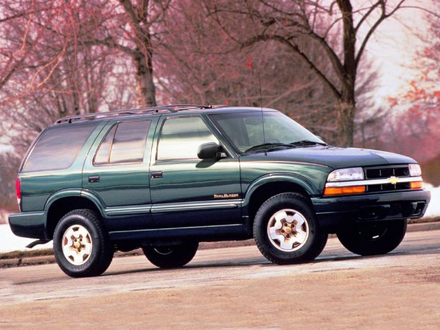 1999 Chevrolet Blazer TrailBlazer SUV for sale in McDonough for $0 with 252,522 miles