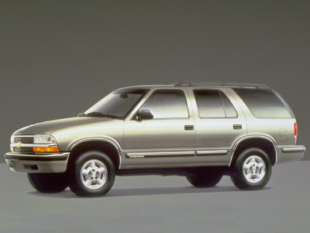 1999 Chevrolet Blazer Specs, Pictures, Trims, Colors ...