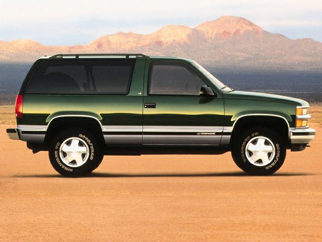 1999 Chevrolet Tahoe SUV for sale in Durham for $3,995 with 196,594 miles.
