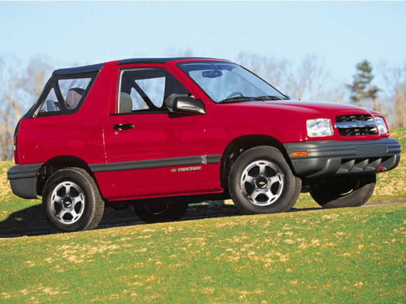 1999 chevrolet tracker reviews specs and prices. Black Bedroom Furniture Sets. Home Design Ideas