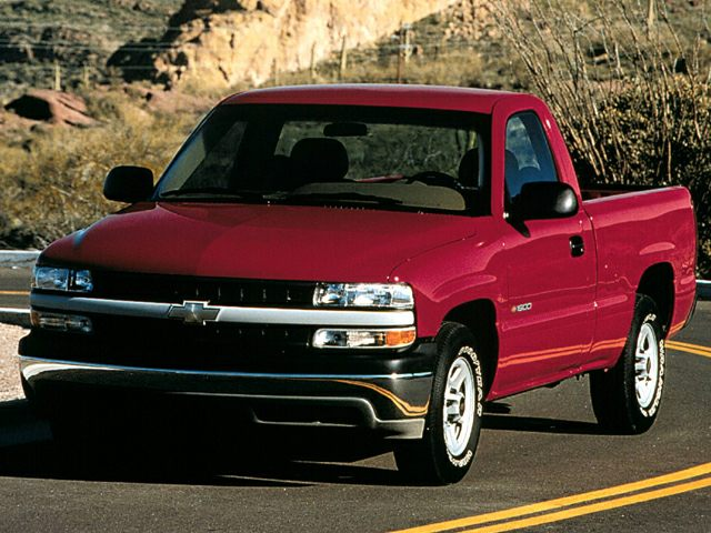 1999 Chevrolet Silverado 1500 Extended Cab Pickup for sale in Hickory for $3,995 with 265,883 miles