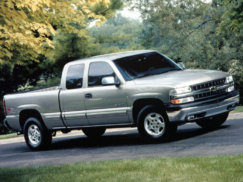 1999 chevrolet silverado 1500 reviews specs and prices. Black Bedroom Furniture Sets. Home Design Ideas