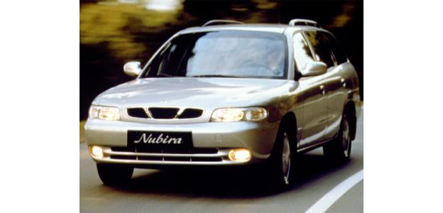 1999 Daewoo Nubira