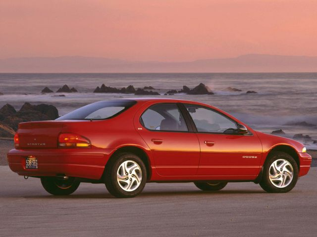 1999 Dodge Stratus Specs, Pictures, Trims, Colors || Cars.com