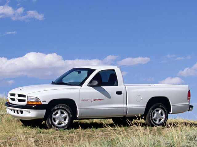 1999 Dodge Dakota Regular Cab Pickup for sale in Chantilly for $5,347 with 60,000 miles