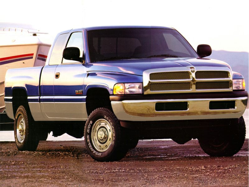 1999 Dodge Ram 2500 Reviews Specs And Prices Cars Com