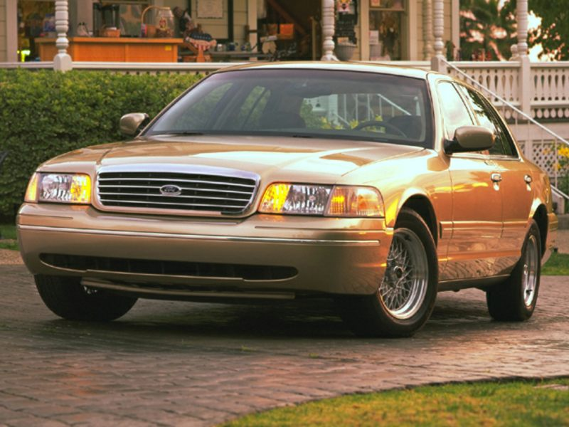 1999 ford crown victoria reviews specs and prices. Black Bedroom Furniture Sets. Home Design Ideas