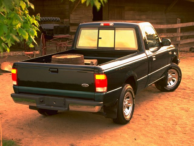 1999 Ford Ranger XL Extended Cab Pickup for sale in Lake City for $2,000 with 207,963 miles.