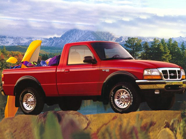 1999 Ford Ranger XLT Regular Cab Pickup for sale in Toccoa for $5,995 with 141,072 miles.