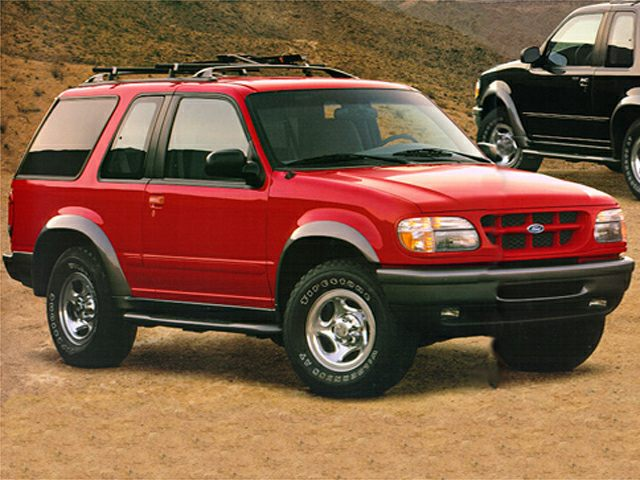 1999 Ford Explorer Sport SUV for sale in Roseville for $3,995 with 143,790 miles.