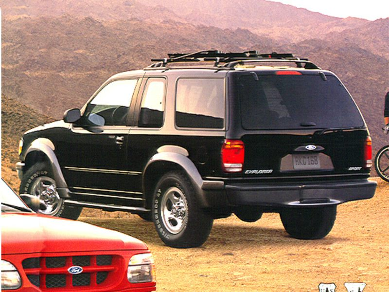 1999 ford explorer specs pictures trims colors. Black Bedroom Furniture Sets. Home Design Ideas