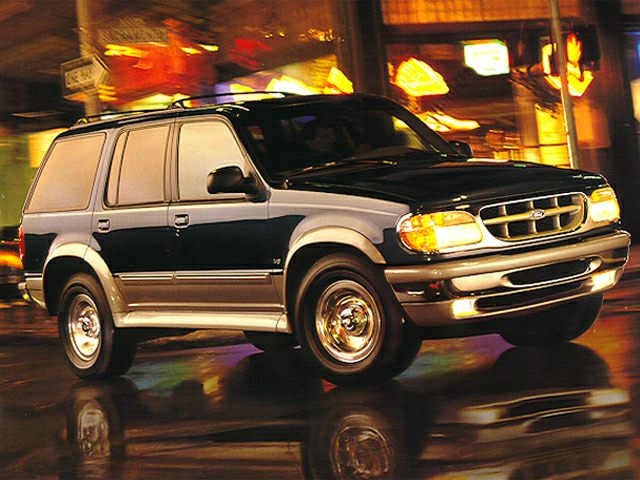 1999 Ford Explorer XL SUV for sale in Dothan for $6,995 with 134,733 miles.
