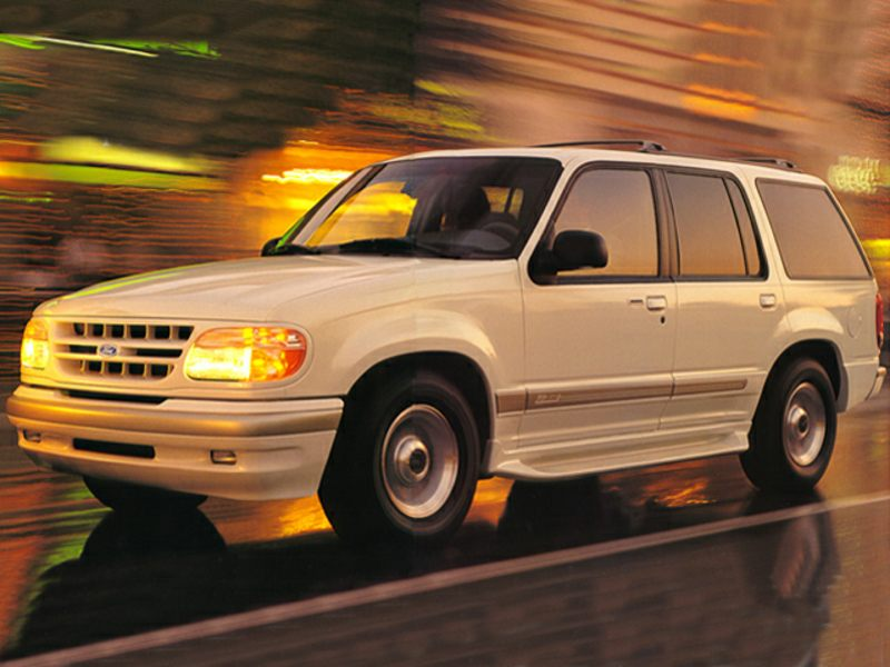 1999 Ford Explorer Specs Pictures Trims Colors Cars Com