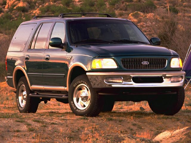 1999 Ford Expedition XLT SUV for sale in Greenville for $5,495 with 224,000 miles