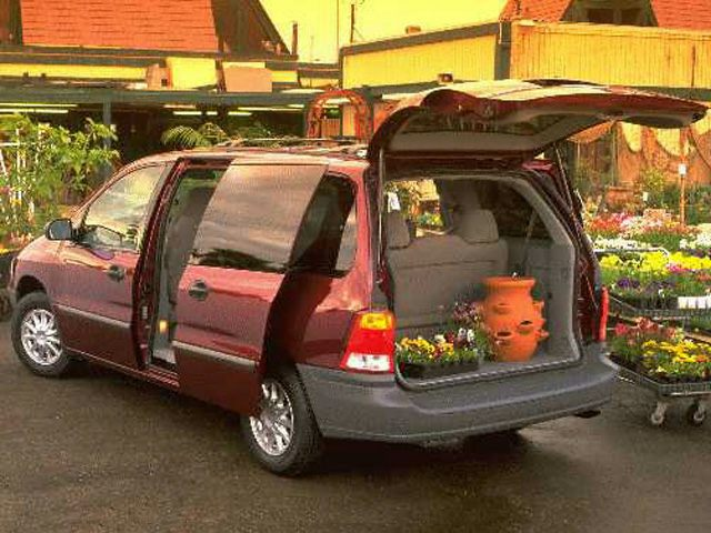 1999 Ford Windstar LX Minivan for sale in Bend for $3,999 with 136,805 miles