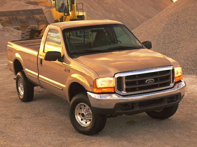 1999 Ford F350 XLT Extended Cab Pickup for sale in Mansfield for $0 with 239,124 miles