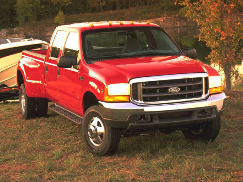 1999 Ford F-350 Specs, Pictures, Trims, Colors || Cars.com