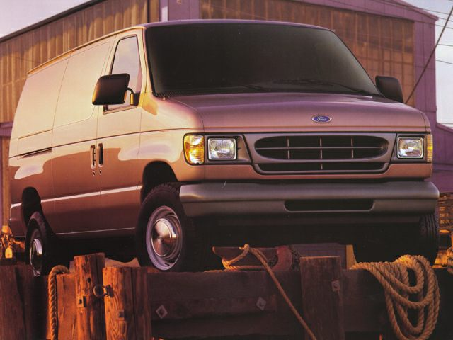 1999 Ford E250 Cargo Van for sale in Owensboro for $3,759 with 168,026 miles
