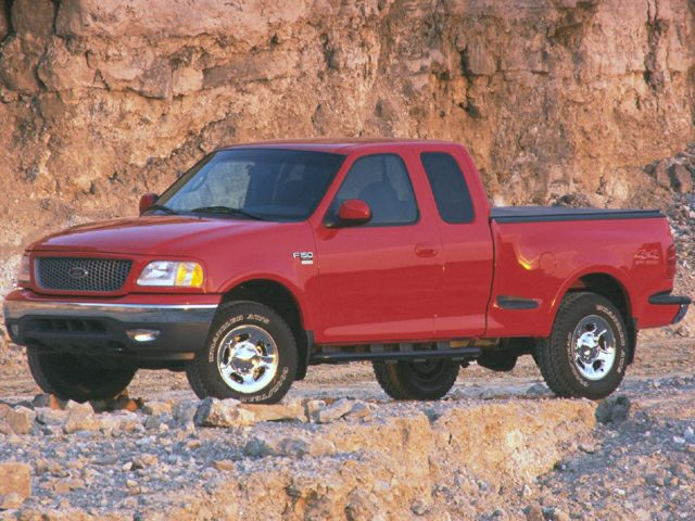 1999 Ford F150 Reviews Specs And Prices Cars Com