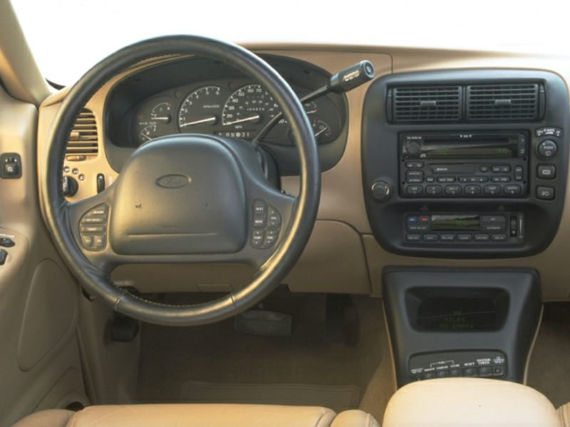 1999 Ford Explorer Reviews Specs And Prices