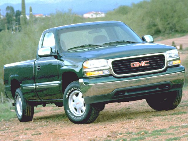 1999 GMC Sierra 1500 SL Regular Cab Pickup for sale in Brooklyn for $5,000 with 162,202 miles