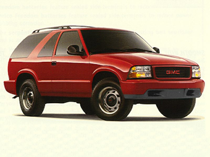 1999 gmc jimmy reviews specs and prices