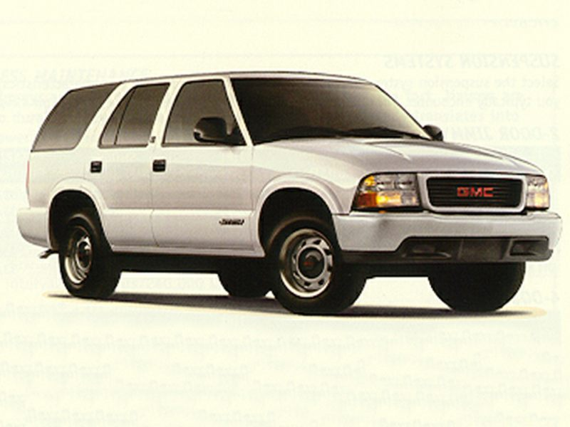 1999 gmc jimmy reviews specs and prices. Black Bedroom Furniture Sets. Home Design Ideas