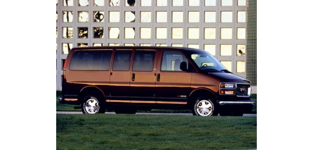 1999 GMC Savana