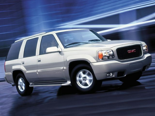 1999 GMC Yukon Denali SUV for sale in Tacoma for $4,999 with 157,390 miles.