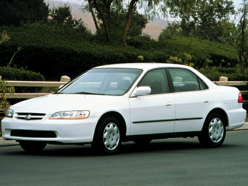 1999 Honda Accord Specs Pictures Trims Colors Cars com