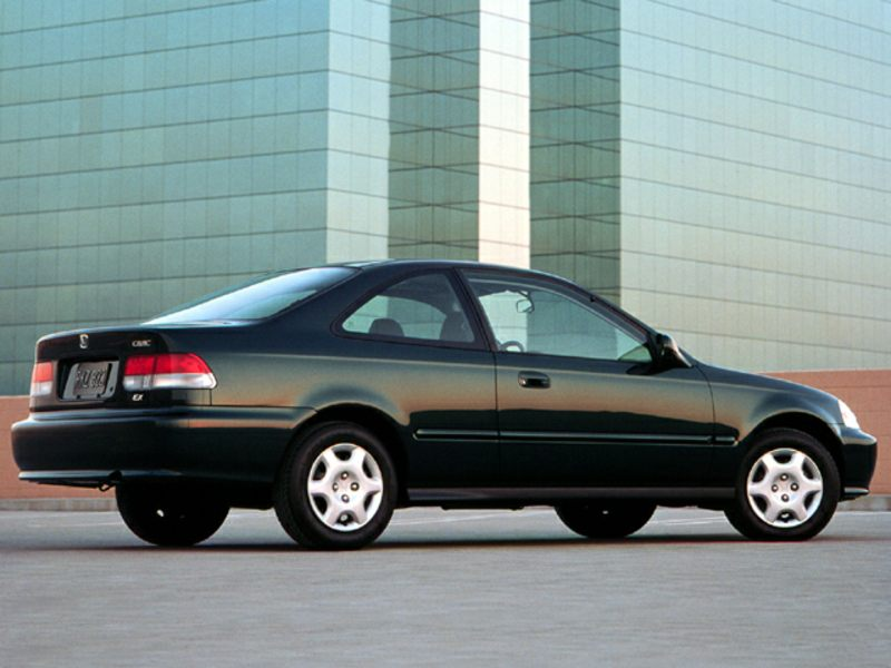 1999 honda civic reviews specs and prices. Black Bedroom Furniture Sets. Home Design Ideas