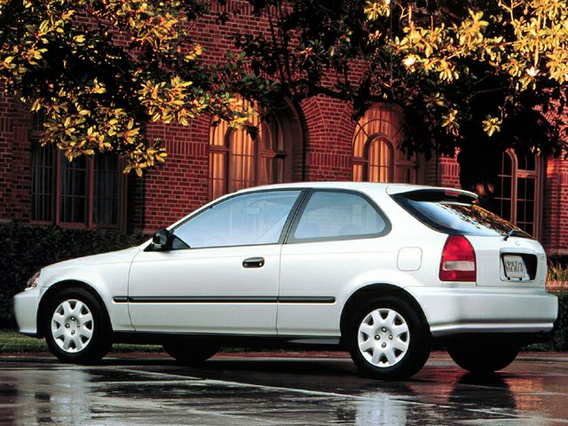 1999 Honda Civic Reviews Specs And Prices Cars Com