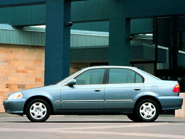 1999 Honda Civic Reviews Specs And Prices Cars Com