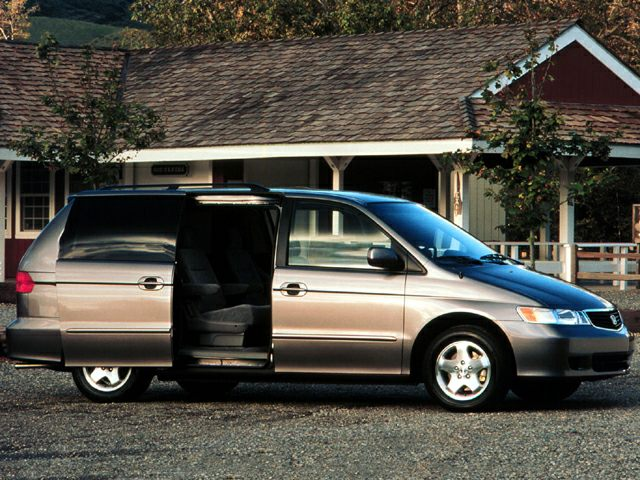 1999 Honda Odyssey EX Minivan for sale in Belleville for $0 with 305,961 miles