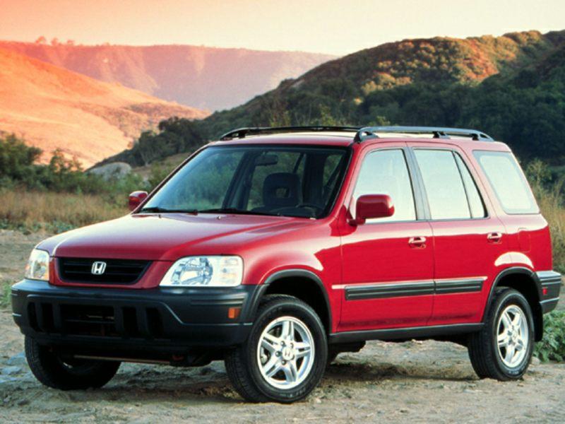 1999 Honda CR-V Specs, Pictures, Trims, Colors || Cars.com