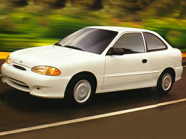 1999 Hyundai Accent Reviews Specs And Prices Cars Com