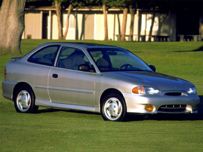 1999 Hyundai Accent Reviews Specs And Prices