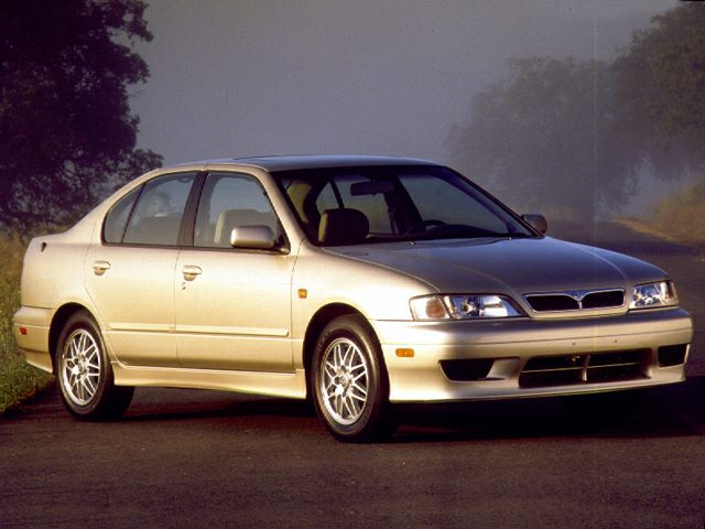 1999 Infiniti G20 Sedan for sale in Charlotte for $2,200 with 184,421 miles