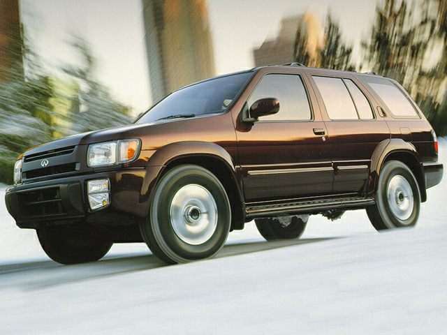 1999 Infiniti QX4 SUV for sale in Cincinnati for $2,499 with 198,868 miles.