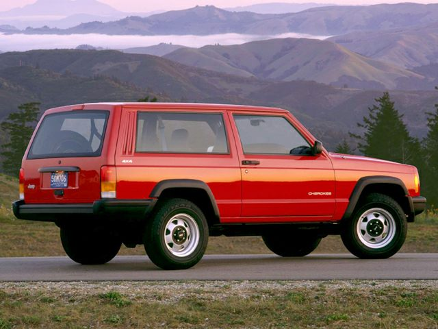 1999 Jeep Cherokee Reviews Specs And Prices Cars Com