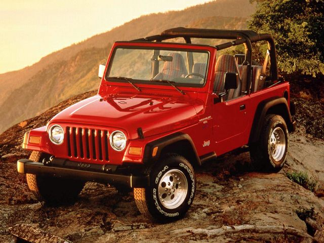 1999 Jeep Wrangler SE SUV for sale in Fairfax for $8,981 with 78,611 miles.