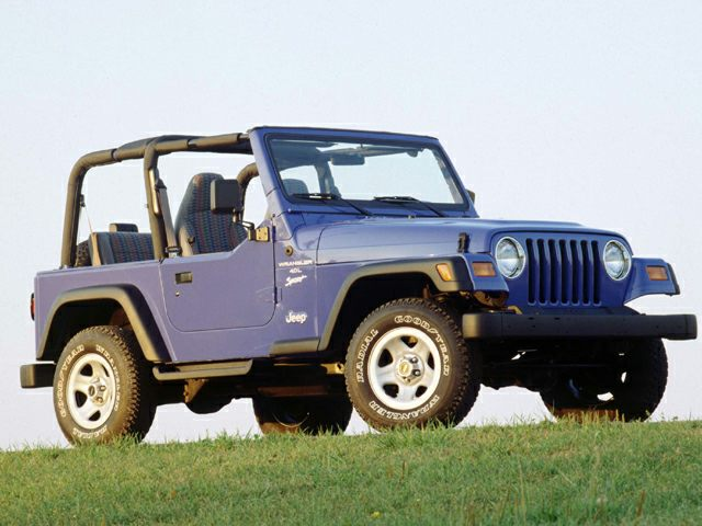 1999 Jeep Wrangler Sport SUV for sale in Chillicothe for $9,000 with 118,646 miles