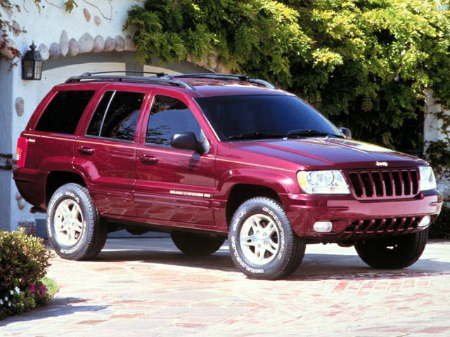 1999 Jeep Grand Cherokee Limited 4WD SUV for sale in Greer for $0 with 239,106 miles