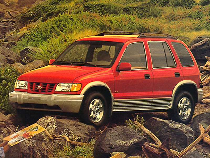 1999 kia sportage reviews specs and prices. Black Bedroom Furniture Sets. Home Design Ideas
